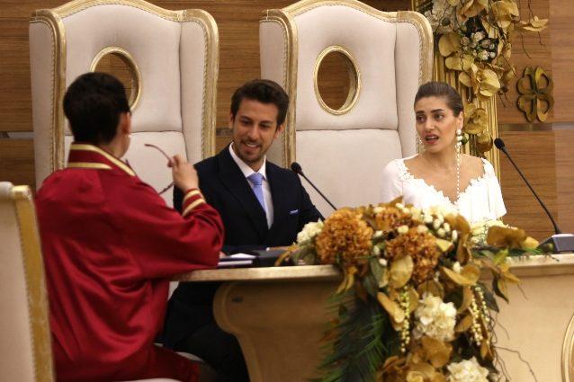 Il matrimonio di Emre e Leyla