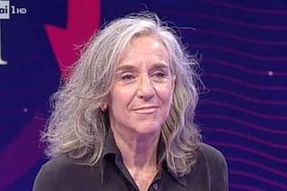 """Giovanna Botteri a Sanremo 2021: """"Sono uguale a Naomi Campbell, per questo mi hanno chiamata"""""""