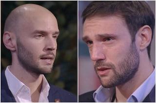 """Nicolò incontra il fratello Andrea Zenga: """"Io e te siamo una cosa sola"""""""