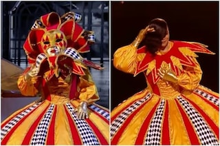 Attacchi di panico e fatica a respirare: parla la concorrente de Il Cantante Mascherato UK