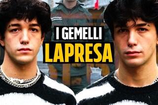 """I Lapresa Twins oltre Tik Tok e La Caserma: """"Siamo inseparabili, ma diversi"""""""