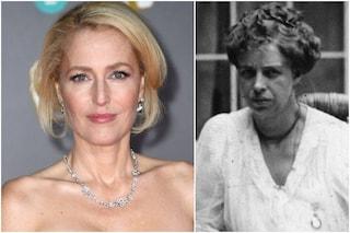 Gillian Anderson sarà Eleanor Roosevelt nella serie The First Lady (dopo Margaret Thatcher)