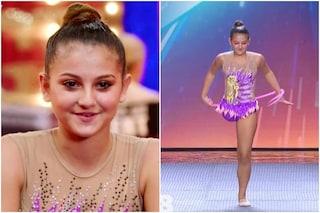 Italia's Got Talent, Giorgia Greco è l'atleta con una gamba sola che conquista la finale