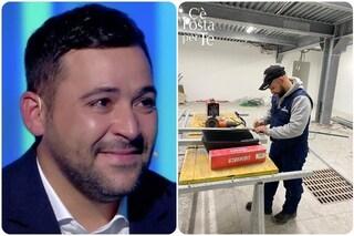 Giuseppe disoccupato trova lavoro a C'è posta, cosa è successo dopo qualche mese dalla puntata