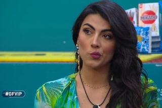 """Attacco di panico per Giulia Salemi: """"Mi sento una nullità, mi affeziono a chi non mi ricambia"""""""