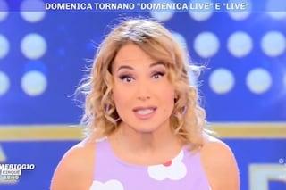 Le parole di Barbara D'Urso dopo la chiusura di Live – Non è la D'Urso
