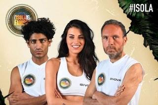 Isola dei Famosi 2021: Carolina Stramare, Akash Kumar e Ferdinando Guglielmotti confermati nel cast