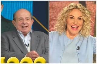 Gaffe a I fatti vostri: spettatrice vuole giocare con Antonella Clerici, risponde Giancarlo Magalli
