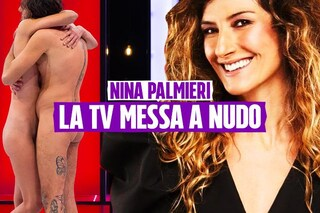 """Naked Attraction Italia, Nina Palmieri: """"Davanti al nudo crolla ogni pregiudizio"""""""