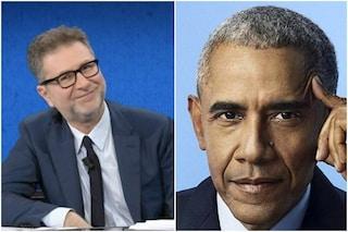 Barack Obama a Che tempo che fa, il colpaccio di Fabio Fazio