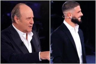 Gerry Scotti e Lorenzo Insigne ospiti della puntata di C'è posta per te 2021 del 27 febbraio