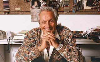 Ottavio Missoni, su Sky un doc sulla vita dello stilista e atleta nell'anno del centenario