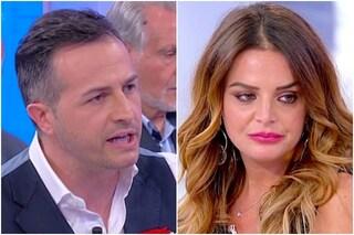 Riccardo Guarnieri geloso di Roberta Di Padua, lascia lo studio di Uomini e Donne