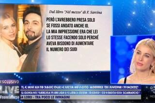 """Clizia Incorvaia: """"Non tradii Sarcina con Scamarcio, per quel bacio venivo insultata per strada"""""""