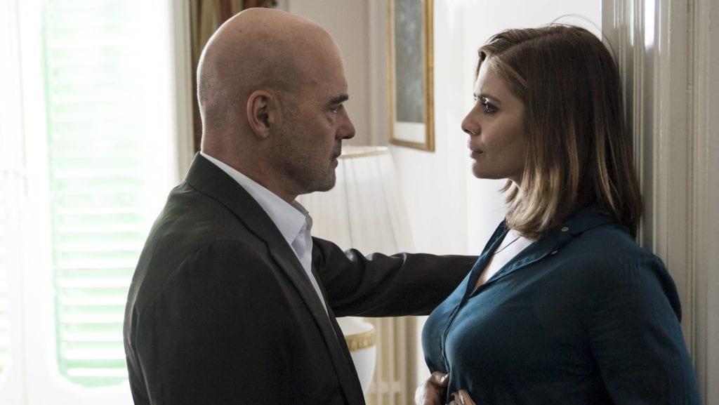 Greta Scarano nella serie Il commissario Montalbano