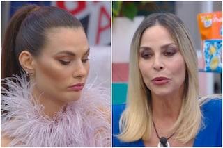 """Dayane contro Stefania: """"Ha 54 anni e una carriera finita, il Gf Vip è la sua ultima possibilità"""""""