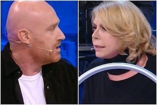 """Amici 2021, Anna Pettinelli furiosa con Rudy Zerbi: """"Sei falso e pretestuoso"""", scoppia lo scontro"""