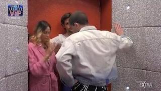 GF Vip dopo la diretta, Tommaso Zorzi vuole uscire dalla casa ma c'è qualcosa che glielo ha impedito