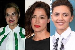 Festival di Sanremo 2021: Simona Ventura, Luisa Ranieri e Serena Rossi co-conduttrici