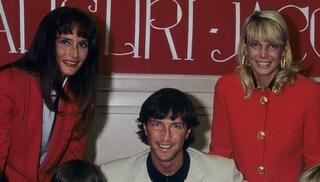 """Elvira Carfagna, la prima moglie di Walter Zenga: """"Lo trovai in camerino con Roberta Termali"""""""