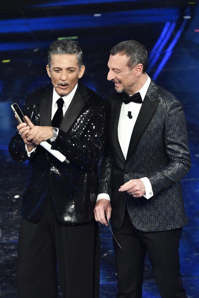 Fiorello e Amadeus conduttori del Festival di Sanremo 2021