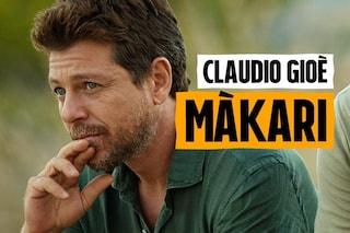 """Màkari, Claudio Gioè: """"Ci godiamo il successo, ma sulla seconda stagione non sappiamo nulla"""""""