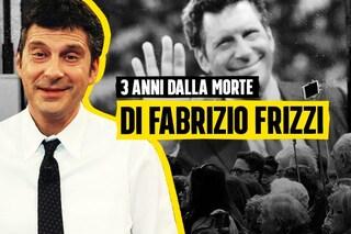 Tre anni dalla morte di Fabrizio Frizzi, che non fu un lutto come gli altri