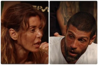 """Scontro all'Isola tra Gilles Rocca e Daniela Martani: """"Vado via, non posso passare per un violento"""""""