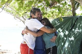 Novità Isola 2021: Parasite Island non chiude. Il destino di Fariba, Ubaldo e Brando Giorgi