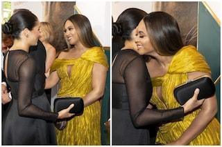 """Beyoncé ringrazia Meghan Markle """"per il coraggio e la leadership"""" nell'intervista a Oprah Winfrey"""