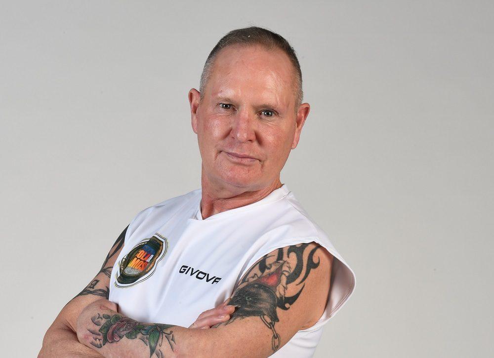 Paul Gascoigne concorrente dell'Isola dei Famosi 2021