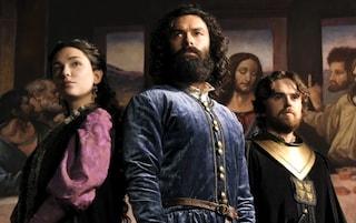 Leonardo, cast e puntate della serie TV Rai su Leonardo da Vinci