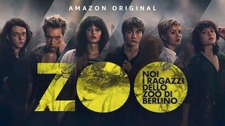 """""""Noi, i ragazzi dello zoo di Berlino"""" arriva la serie tv tratta dall'omonimo best seller"""