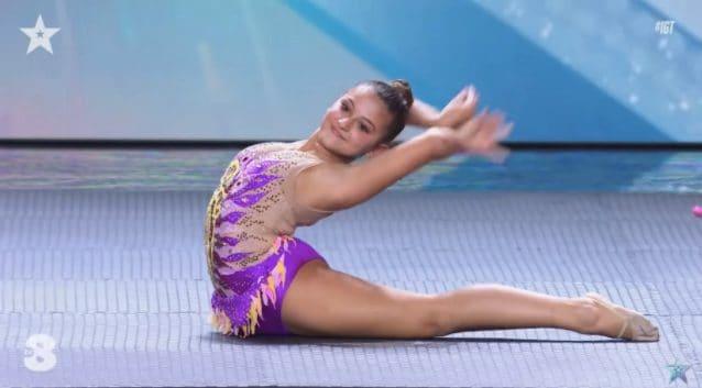 (In foto: l'atleta e finalista Giorgia Greco)