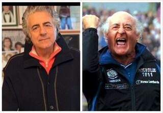 """Il Divin Codino: """"Martufello sarà Carlo Mazzone nel film su Roberto Baggio"""""""