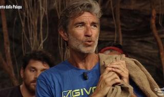 Isola dei Famosi 2021, Brando Giorgi è stato eliminato ma resta su Parasite Island