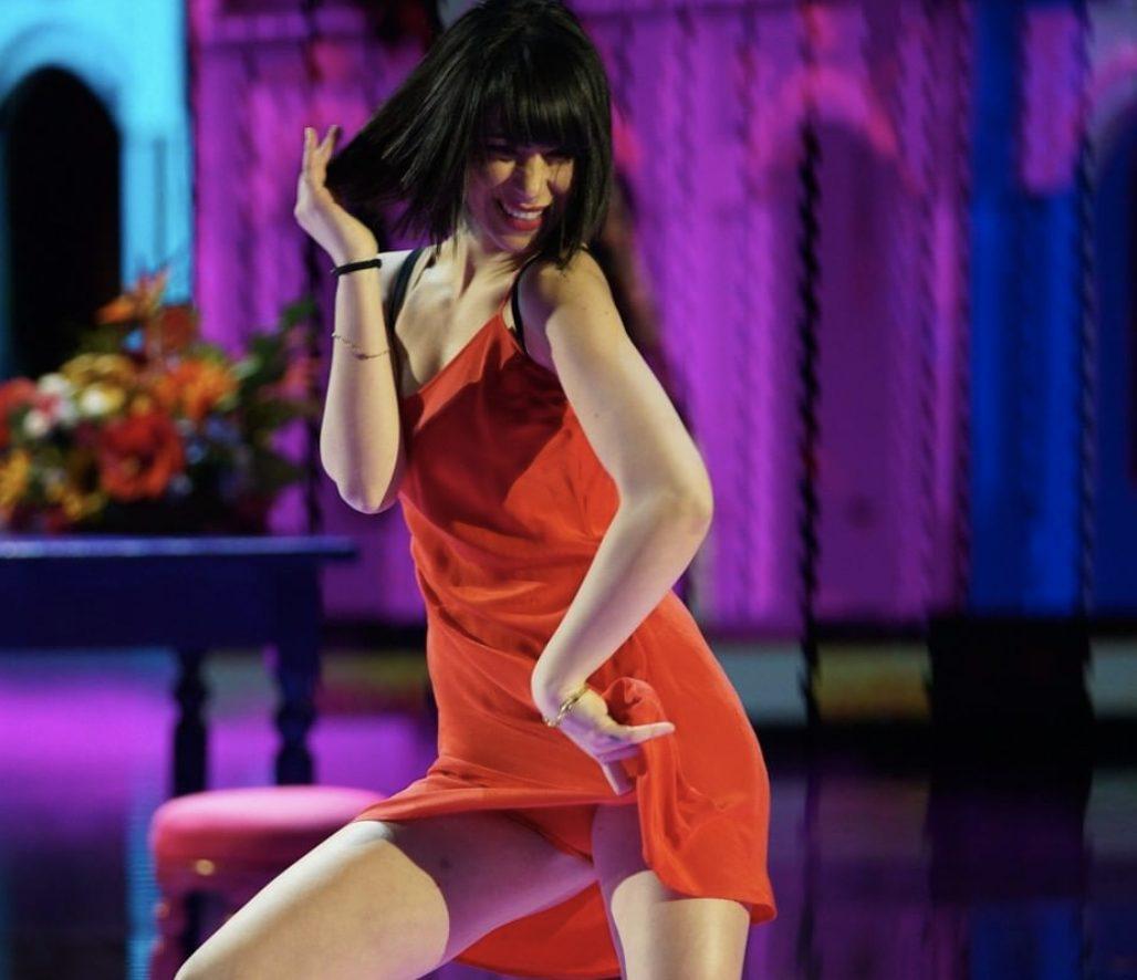 Martina, la ballerina di latino