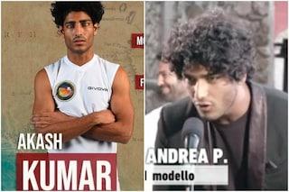 All'Isola è Akash Kumar ma prima si faceva chiamare Andrea o Pablo, svelato il mistero del naufrago