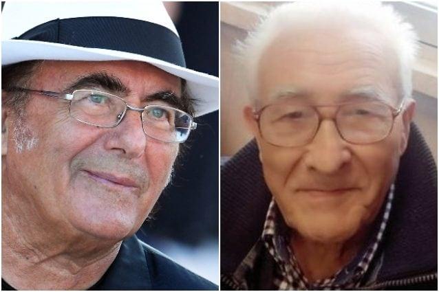 Al Bano e nonno Vittorio