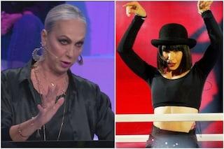 """Alessandra Celentano: """"Martina è negata"""". Contro di lei Cuccarini e De Martino: """"Arrogante"""""""