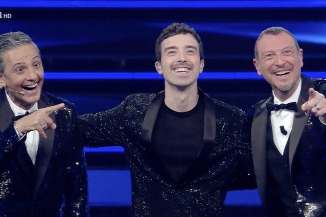 Diodato ospite a Sanremo 2021, la prima serata in diretta