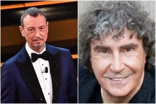 A Sanremo 2021 salta l'omaggio a Stefano D'Orazio, le scuse di Amadeus