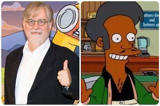 """L'autore dei Simpson respinge le accuse di razzismo: """"Sono fiero del personaggio di Apu"""""""