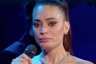 """Il monologo di Elodie a Sanremo 2021: """"Essere all'altezza non è più un mio problema"""""""