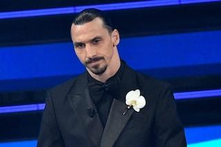 Ibrahimovic assente nella terza serata di Sanremo: bloccato per un incidente, potrebbe non arrivare