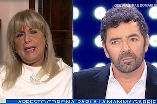 """Mamma di Corona: """"Le sentenze ingiuste non vanno rispettate"""", Alberto Matano prende le distanze"""