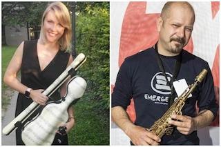 Chi sono Olga Zakharova e Stefano Di Battista, al Festival di Sanremo 2021