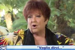 """Allagata la camera d'albergo di Orietta Berti: """"Ho lasciato l'acqua aperta, è arrivata in corridoio"""""""