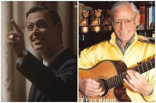 La storia di Peter Van Wood, il chitarrista di Carosone che trovò la fama in Tv con Fazio