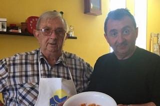 """È morto Roberto Bicocchi, padre dell'attore Vito: """"Il maledetto Covid non gli ha lasciato scampo"""""""